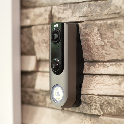 Portland doorbell security camera